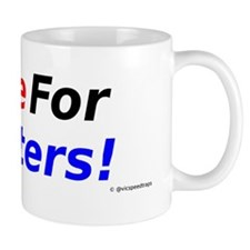 Bumper Sticker Mug