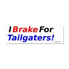 Bumper Sticker Car Magnet 10 x 3