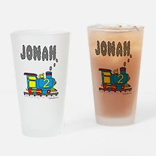jonahtrain Drinking Glass