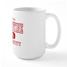 St. Valentine University Mug