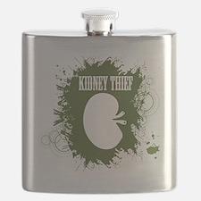 kidney thief 2white Flask