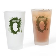 kidney thief 2white Drinking Glass