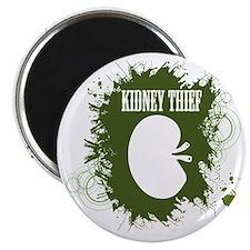 kidney thief 2white Magnet