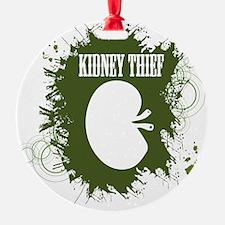 kidney thief 2white Ornament
