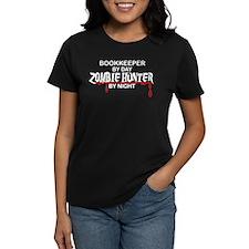 Zombie Hunter - Bookkeeper Tee