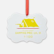 Camping-pro-2 Ornament