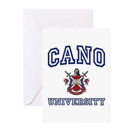 CANO University Greeting Cards (Pk of 10)