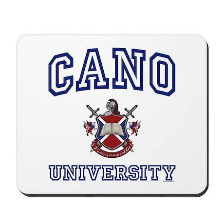CANO University Mousepad