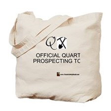 Gold Prospecting Rockhounding Tote Bag