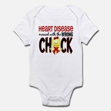 Heart Disease Messed With Wrong Chick Infant Bodys