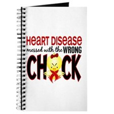 Heart Disease Messed With Wrong Chick Journal