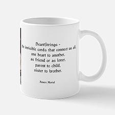 Heartstrings Verse Mug