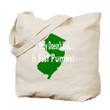 My Baby Fist Pumps Tote Bag