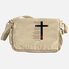 what shall I .3 Messenger Bag
