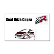 cupra_r Rectangle Car Magnet