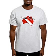 Australia Diver T-Shirt