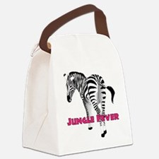 jungle_fever Canvas Lunch Bag