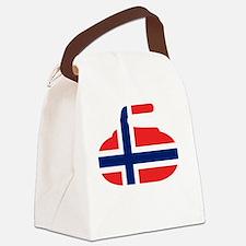 4-curlingNOw Canvas Lunch Bag