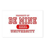 Be Mine University Postcards (Package of 8)