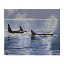 whalesorn Throw Blanket