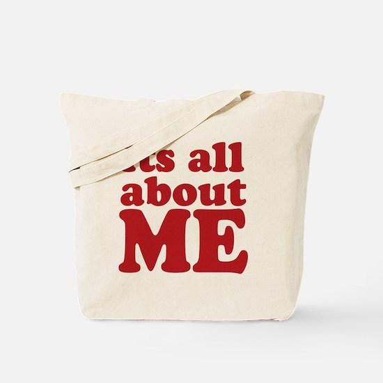 allaboutme Tote Bag
