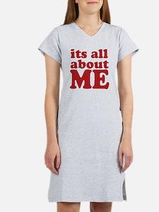 allaboutme Women's Nightshirt