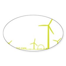 5-Big Fan Decal