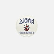 AARON University Mini Button (10 pack)