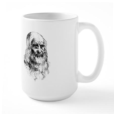 Da Vinci sophistication Large Mug