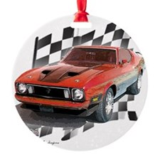 73stang Ornament