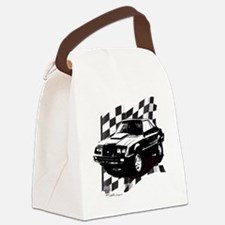 83black Canvas Lunch Bag