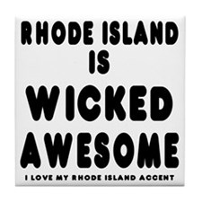 blk_ri_wicked Tile Coaster