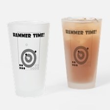 3-HammerTimeLightTee Drinking Glass
