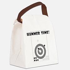3-HammerTimeLightTee Canvas Lunch Bag