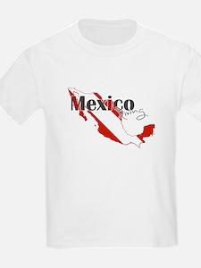 Mexico Diver T-Shirt