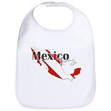 Mexico Diver Bib