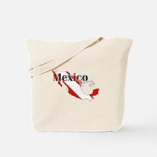 Mexico Diver Tote Bag