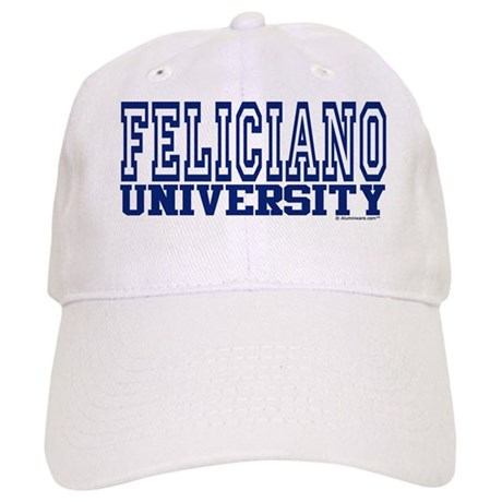 FELICIANO University Cap