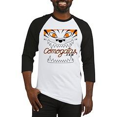 Tiger Logo Baseball Jersey