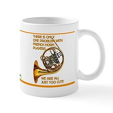 French Horn Cutie Mug