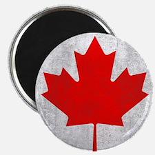 Vintage Canada Flag Magnet