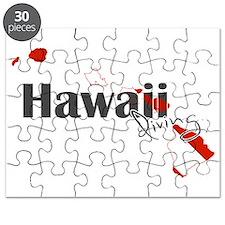 Hawaii Diver Puzzle