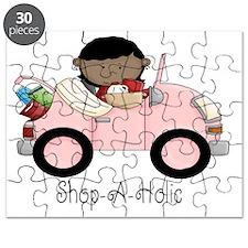 31 shop a holic black Puzzle