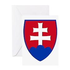 slovakia2 Greeting Card
