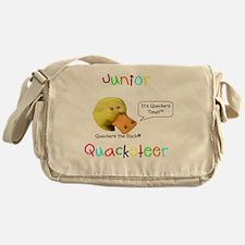 juniorquacketeer Messenger Bag