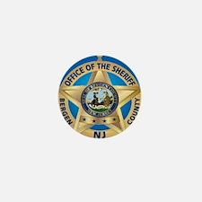 Bergen County Sheriff Mini Button