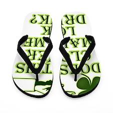 lookdrunk98 Flip Flops