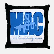 newmac Throw Pillow