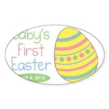 babysfirsteaster Decal