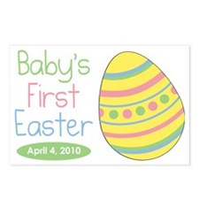 babysfirsteaster Postcards (Package of 8)